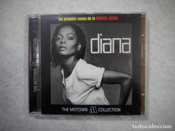 DIANA ROSS - DIANA - CD 2001 (Música - CD's Jazz, Blues, Soul y Gospel)