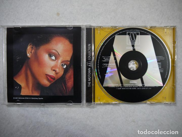CDs de Música: DIANA ROSS - DIANA - CD 2001 - Foto 2 - 147490198