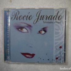 CDs de Musique: ROCÍO JURADO - YERBABUENA Y NOPAL - CD 2003 . Lote 147490974