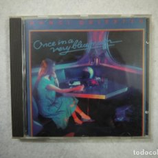 CDs de Musique: NANCI GRIFFITH - ONCE IN A VERY BLUE MOON - CD 1986 . Lote 147492726