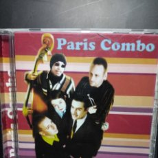 CDs de Música: CD PARIS COMBO ( ON N'A PAS BESOIN + 14). Lote 147500830