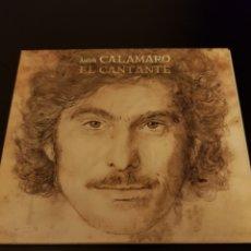 CDs de Música: ANDRÉS CALAMARO. EL CANTANTE. CD DIGIPACK. LOS RODRÍGUEZ. Lote 147502869