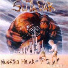 CDs de Música: SU TA GAR - MUNSTRO HILAK - CD. Lote 147512918