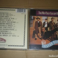 CDs de Música: THE MAN THEY COULDN'T HANG, SILVER TOWN, FOLK ROCK CELTA. Lote 147536662