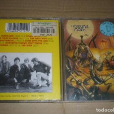 CDs de Música: TIGER MOTH, HOWLING MOTH, CELTA. Lote 147536974