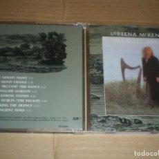CDs de Música: LOREENA MCKENNITT, BELLA VOZ CELTA . Lote 147539422