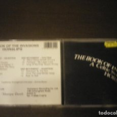 CDs de Música: HORSLIPS, THE BOOK OF INVASIONS, CELTA SINFONICO. Lote 147540254