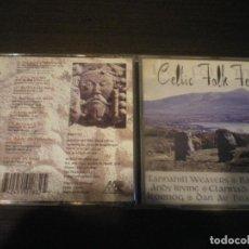 CDs de Música: CELTIC FOLK FESTIVAL, VARIOS. Lote 147546082