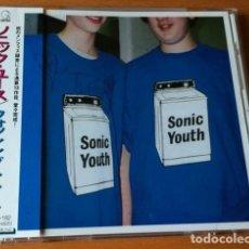 CDs de Música: CD PROMO JAPON SONIC YOUTH – WASHING MACHINE. Lote 147565422