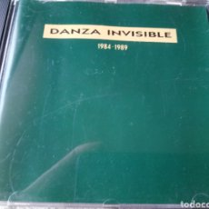 CDs de Música: DANZA INVISIBLE 1984-1989. Lote 147567361