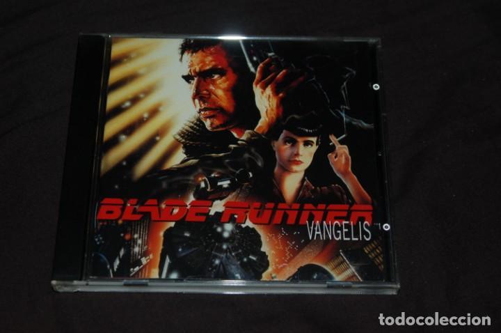 VANGELIS - BLADE RUNNER BSO (Música - CD's Bandas Sonoras)