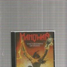 CDs de Música: MANOWAR THE TRIUMPH. Lote 147575138