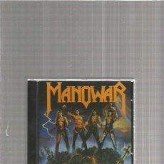 CDs de Música: MANOWAR FIGHTING. Lote 147575318