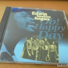CDs de Música: RAR CD. EDWIN HAWKINS SINGERS. THE BEST. OH HAPPY DAY. BUDDAH RECORDS. Lote 147575790