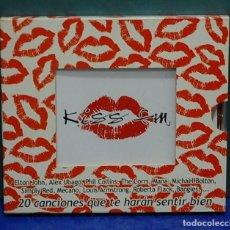 CDs de Música: LMV - KISS FM, 20 CANCIONES QUE TE HARAN SENTIR BIEN. CD . Lote 147580214