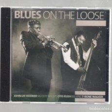 CDs de Música: VARIOS - BLUES ON THE LOOSE (CD MUSICA WAVE MW024). Lote 147581366