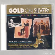 CDs de Música: VARIOS - GOOD OLD DIXIE DAYS (CD 1989, QUINTESSENCE QS 900.028-2, JAZZTERDAYS VOLUME 2). Lote 147583458