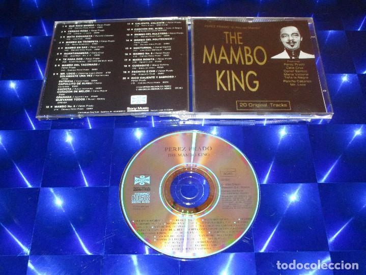 THE MAMBO KING ( 20 ORIGINAL TRACKS ) - CD 004 - SONY MUSIC (Música - CD's Latina)