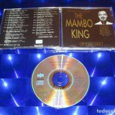 CDs de Música: THE MAMBO KING ( 20 ORIGINAL TRACKS ) - CD 004 - SONY MUSIC. Lote 147623006