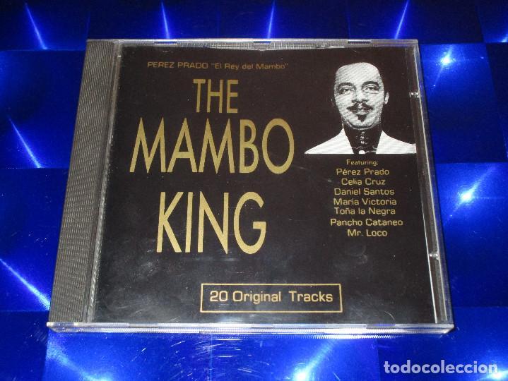 CDs de Música: THE MAMBO KING ( 20 ORIGINAL TRACKS ) - CD 004 - SONY MUSIC - Foto 2 - 147623006