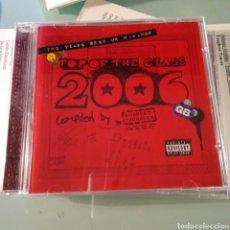 CDs de Música: VARIOUS – TOP OF THE CLASS 2006. Lote 147625878