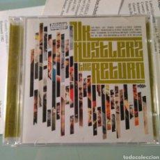 CDs de Música: VARIOUS – UK HUSTLERZ - THE RETURN. Lote 147626142