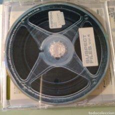 CDs de Música: VARIOUS – SUSPECT FILES VOL 4. Lote 147627182