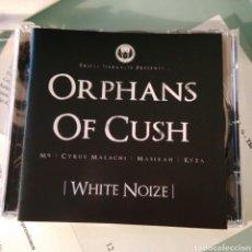CDs de Música: ORPHANS OF CUSH – WHITE NOIZE. Lote 147628758
