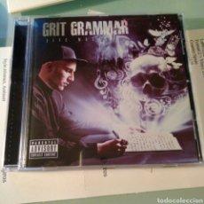 CDs de Música: GRIT GRAMMAR – LIFE MUSIC. Lote 147628918