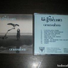 CDs de Música: WOLFSTONE, UNLEASHED, ROCK CELTA. Lote 147635114