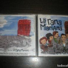 CDs de Música: LA RANA MARIANA, MUSICA EN LA CALLE, SKA REGGAE PACHANGA VALENCIANO. Lote 147635454