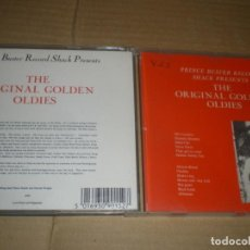 CDs de Música: PRINCE BUSTER, THE ORIGINAL GOLDEN OLDIES, SKA CLASICO. Lote 147637526