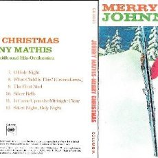 CDs de Música: JOHNNY MATHIS - MERRY CHRISTMAS. Lote 147638142