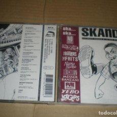 CDs de Música: SKANDAL, GRUPOS SKA ALEMANES DE LOS 90. Lote 147638238