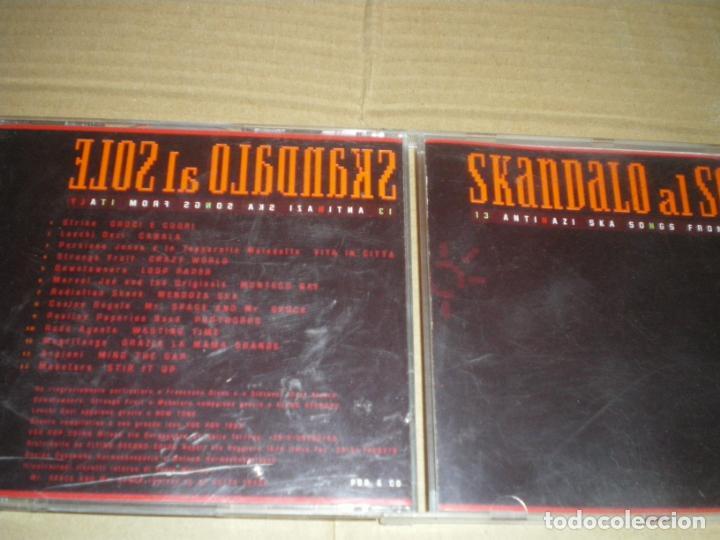 SKANDALO AL SOLE, GRUPOS ITALIANOS SKA DE LOS 90 (Música - CD's Reggae)