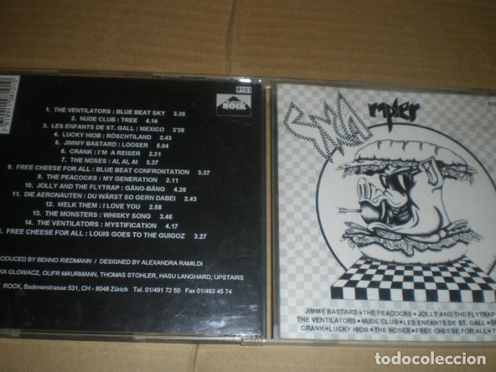 SKAMPLER, GRUPOS SUIZOS DE LOS 90 DE SKA (Música - CD's Reggae)