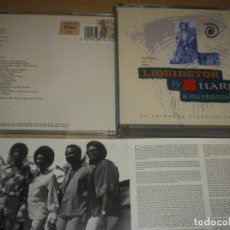 CDs de Música: HARRY J. AND HIS FRIENDS, LIQUIDATOR, SKA REGGAE CLASICO, DOBLE. Lote 147638578
