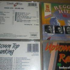 CDs de Música: 2 CD REGGAE VARIADO. Lote 147638734