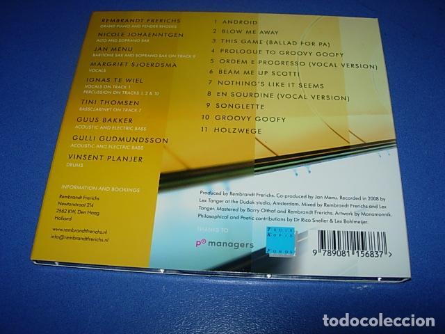 CDs de Música: Rembrandt Frerichs ?– Ordem E Progresso 2 × CD, Album Firmado por el autor - Foto 4 - 147658838