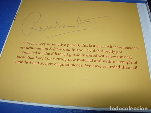 CDs de Música: Rembrandt Frerichs ?– Ordem E Progresso 2 × CD, Album Firmado por el autor - Foto 5 - 147658838