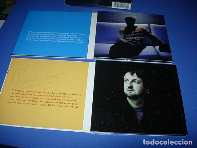 CDs de Música: Rembrandt Frerichs ?– Ordem E Progresso 2 × CD, Album Firmado por el autor - Foto 9 - 147658838