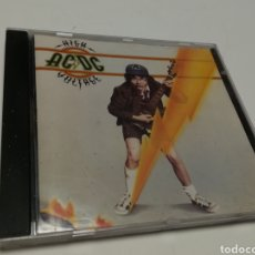 CDs de Música: AC DC HIGH VOLTAGE CD ROCK. Lote 147681144
