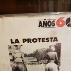 CDs de Música: MU1//AÑOS 60//LA PROTESTA. Lote 147689213