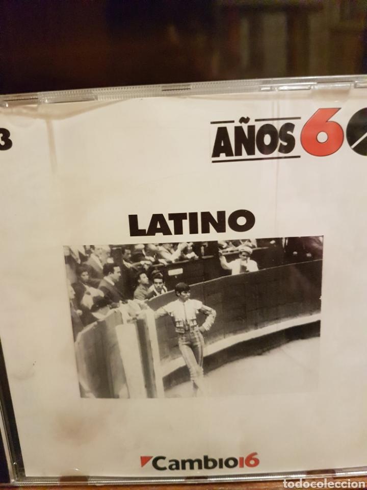 MU1//AÑOS 60//LATINO (Música - CD's Latina)
