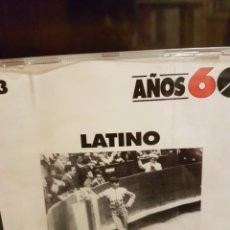 CDs de Música: MU1//AÑOS 60//LATINO. Lote 147689389