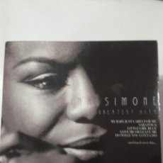 CDs de Música: NINA SIMONE. GREATEST HITS. 2 CD.. Lote 147690786