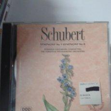 CDs de Música: SCHUBERT. SYMPHONY Nº5. Lote 147692054