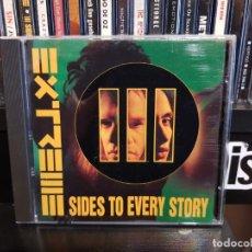 CDs de Música: EXTREME - III SIDES TO EVERY STORY. Lote 147692106