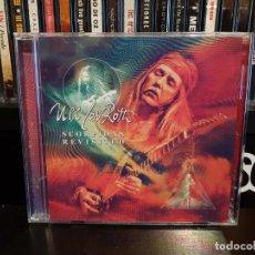 CDs de Música: ULI JON ROTH - SCORPIONS REVISITED - 2 CD'S. Lote 147692922
