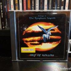 CDs de Música: SKY OF AVALON - PROLOGUE TO THE SYMPHONIC LEGENDS. Lote 147693262